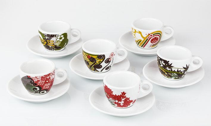 CAFFE' - Tazze e tazzine da caffíin porcellana Fusion