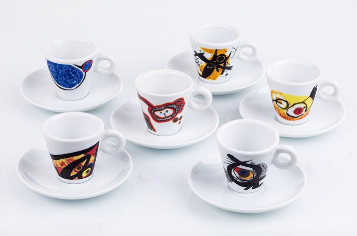 CAFFE' - Tazze e tazzine da caffíin porcellana Mirocchio