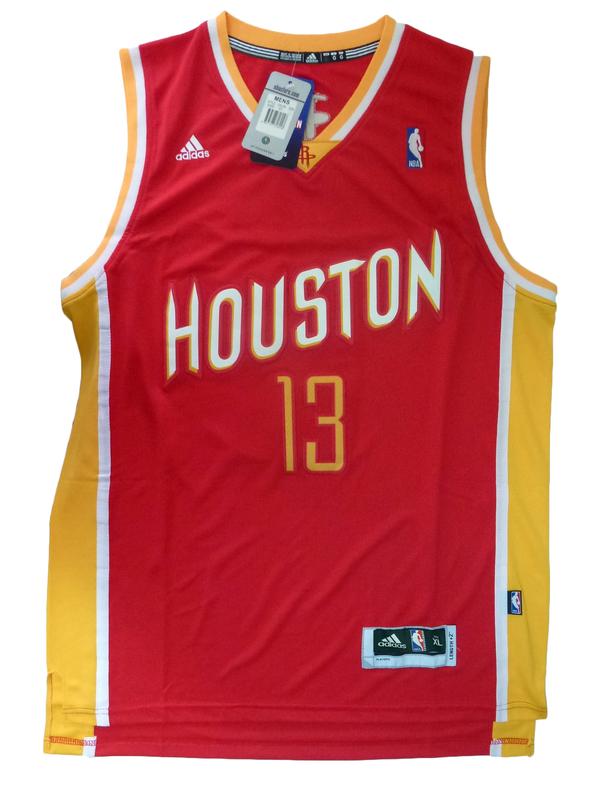 Maglia canotta NBA - James Harden Houston Rockets - Taglia XL