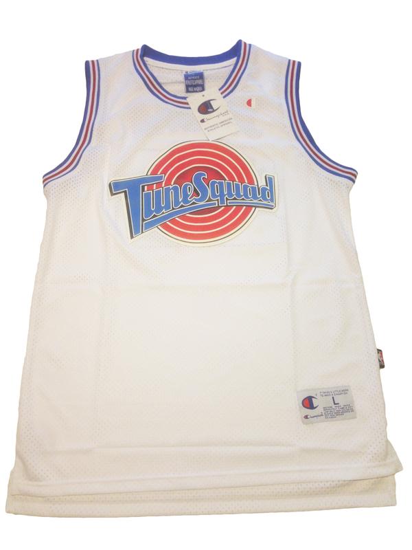 Maglia canotta NBA - Michael Jordan Tune Squad Space Jam - Taglia L