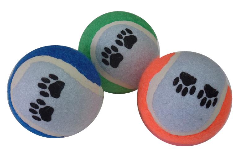 Set 3 palle per cani - Gioco per cane