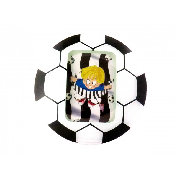 Portafoto cornice dei tifosi - Juventus - 9x13 cm