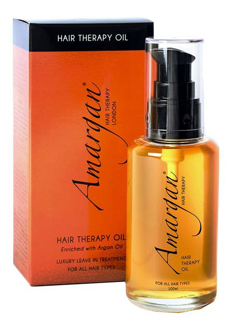 Amargan Hair Therapy Oil  100ml - Olio specifico per capelli