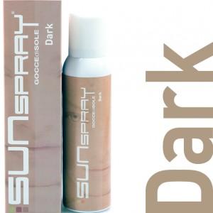 SUNSPRAY gocce di sole - DARK - fl. 125Ml - Spray Abbronzante