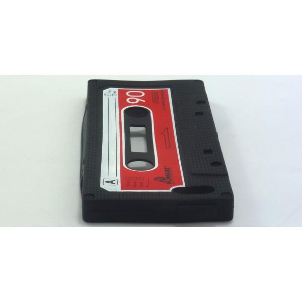 Custodia Cassetta iPhone 5 e 5s - Colore Nero