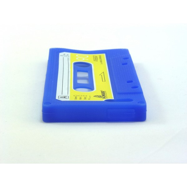 Custodia Cassetta iPhone 5 e 5s - Colore Blu
