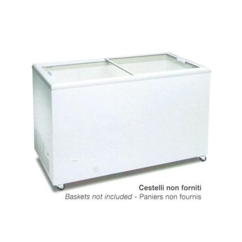 Congelatore a pozzo freezer frigo frigorifero cm. 128.3x67x89.5