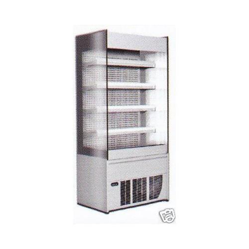 Espositore murale frigorifero frigo frigor cm. 97x58x200.5