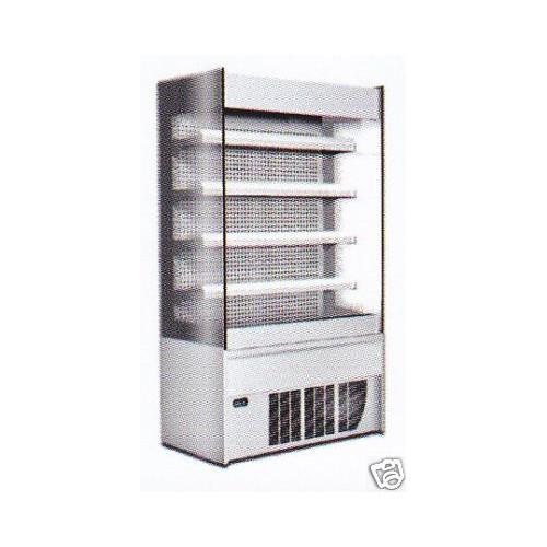 Espositore murale frigorifero frigo frigor cm. 117x58x200.5