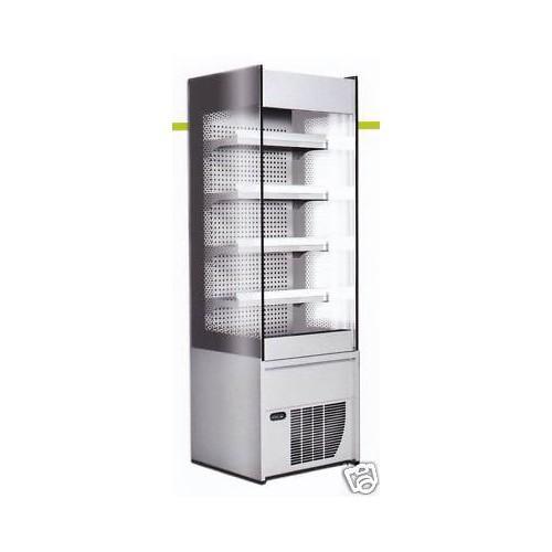 Espositore murale frigorifero frigo frigor cm. 67x58x200.5