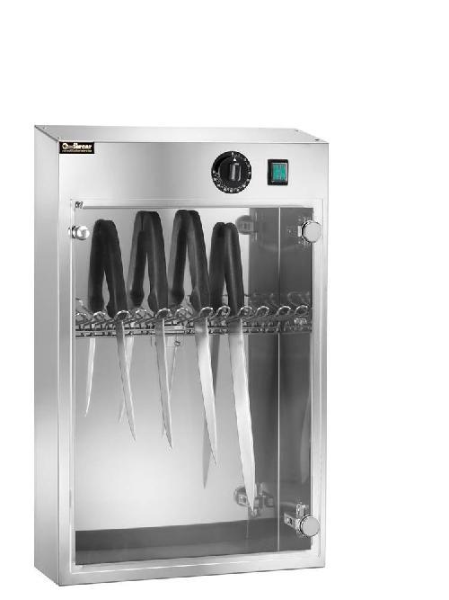 Sterilizza coltelli sterilizzatore ristorante 10 coltelli