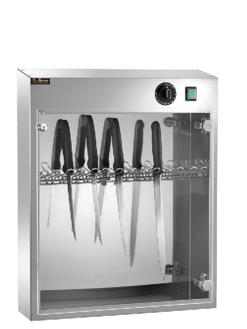 Sterilizza coltelli sterilizzatore ristorante 14 coltelli