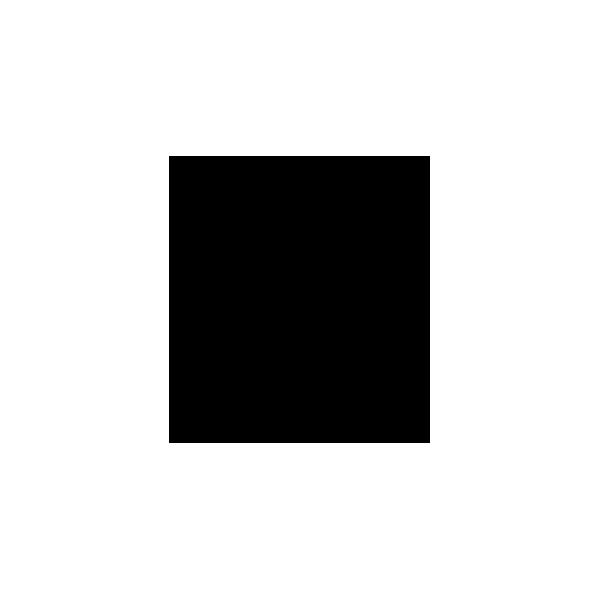 Abarth - Adesivo Prespaziato - Colore Nero - 10cm