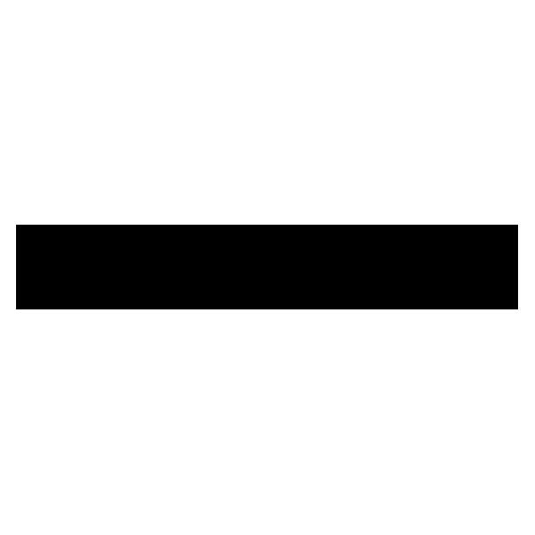 Dunlop - Adesivo Prespaziato - Colore Nero - 10cm