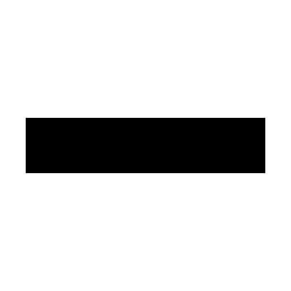 Fiat - Adesivo Prespaziato - Colore Nero - 10cm