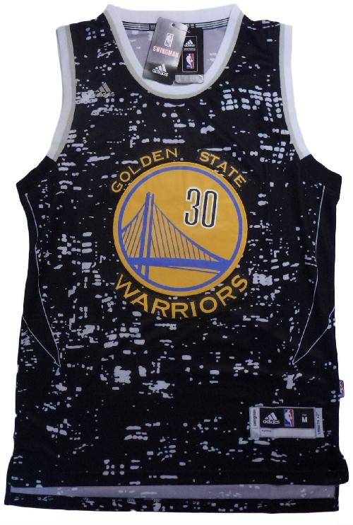 Canotta NBA - Stephen Curry Golden State Warriors special edition - L