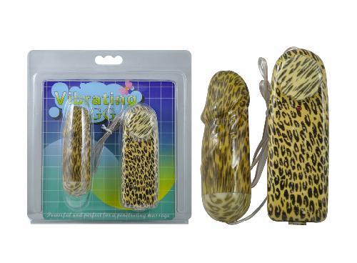 Ovetto Leopardato Vibrante