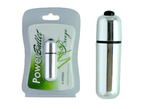 Silver Power Bullet