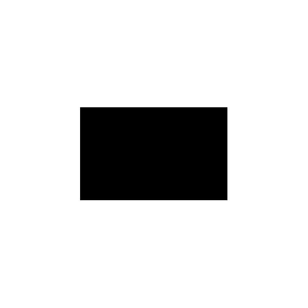 Cane - Adesivo Prespaziato - Colore Nero - 10cm