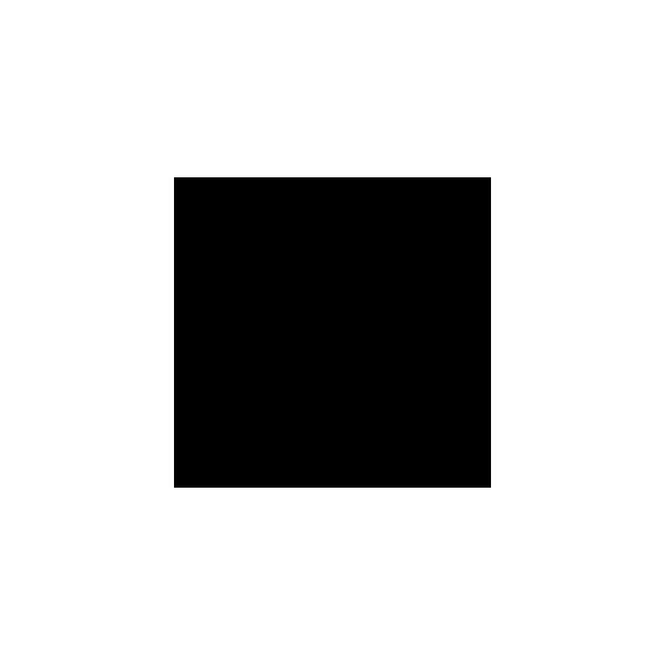 Toro - Adesivo Prespaziato - Colore Nero - 10cm