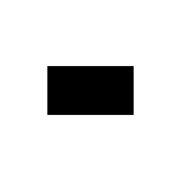 Squalo - Adesivo Prespaziato - Colore Nero - 10cm