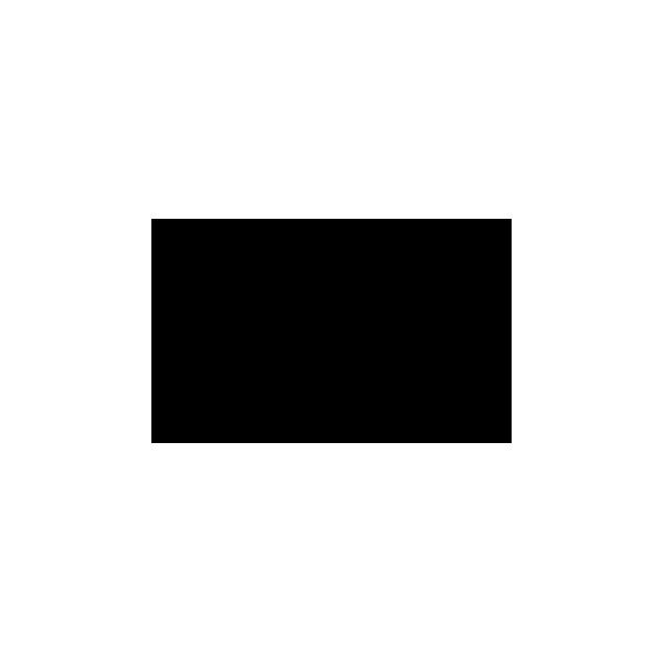 Coppia di Gatti - Adesivo Prespaziato - Colore Nero - 10cm