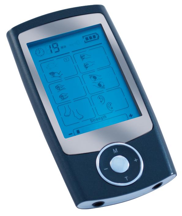 Elettrostimolatore iBeauty Tens a 2 canali - Apparecchio medico