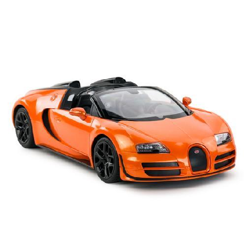 Bugatti Veyron 16.4 Ufficiale - Macchina radiocomandata- Scala 1:14