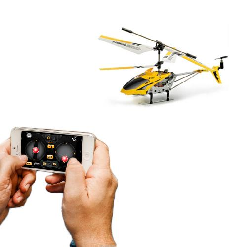 I-Copter per dispositivi Apple e Android - Elicottero radiocomandato