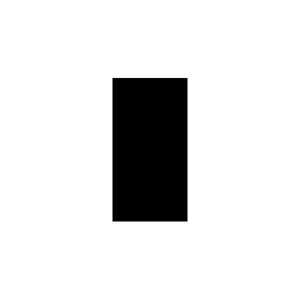 Gatto - Adesivo Prespaziato - Colore Nero - 10cm