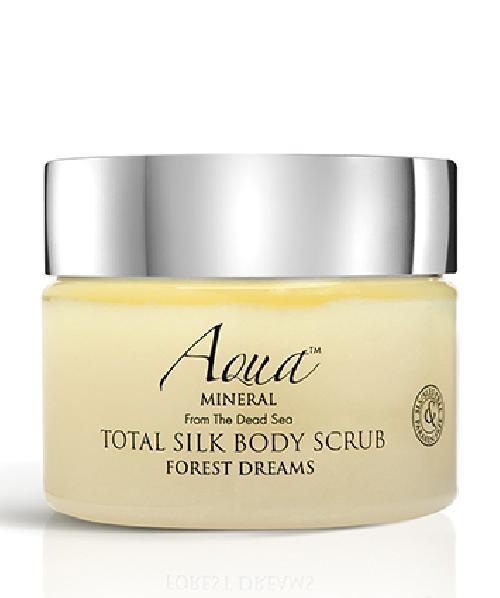 Total Silk Body Scrub - Pelle liscia e senza impurità