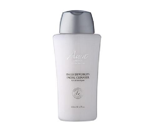 Daily dewdrops facial cleanser - Lozione contro impuritíæ e trucco