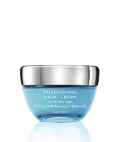 Replenishing night cream - Crema idratazione pelle