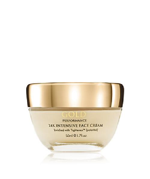 24k intensive face cream - Crema a base d'oro 24k