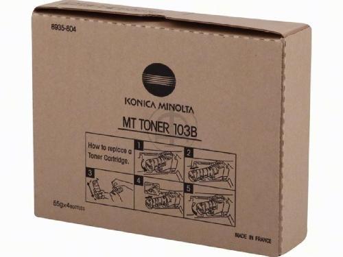 Konica Minolta Toner Black Ep 1031 F Mt-103 B 8935-804 - Original