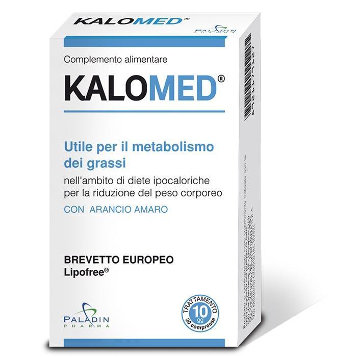 Kalomed 30 Cpr - Integratore alimentare perdita peso