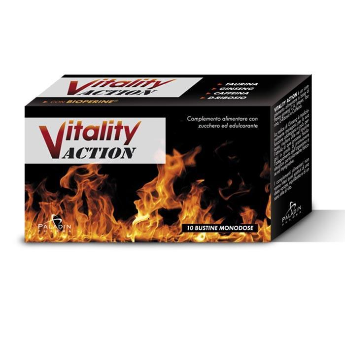 Vitality Action New 10 Bst - Integratore azione tonico-energetica
