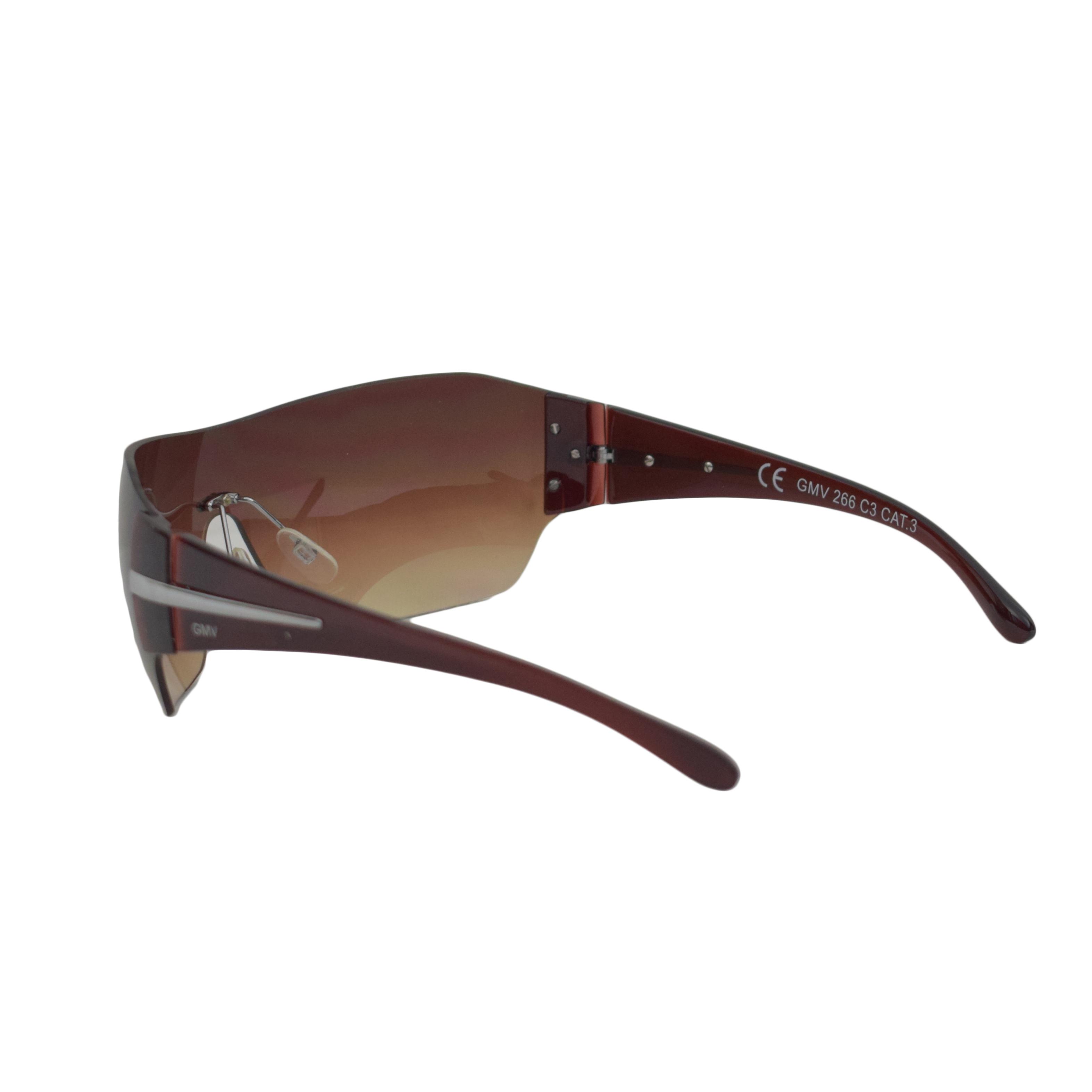 Occhiali da Sole Gian Marco Venturi - Montatura Marrone - 266C3