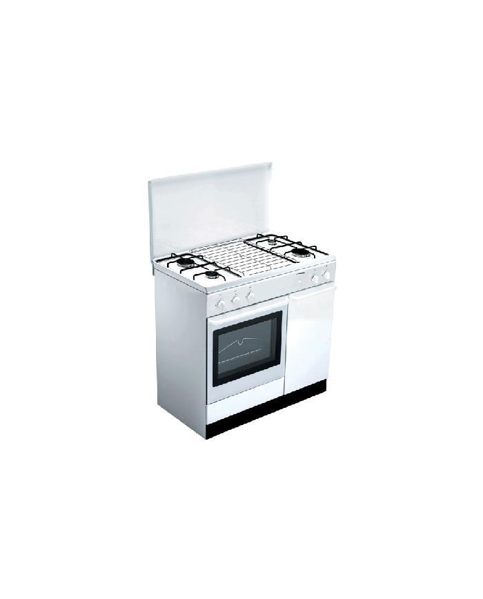 Cucina 90X60 4G Fg Grill El.