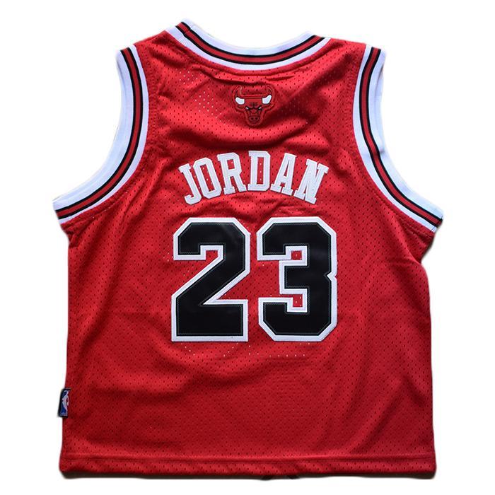 Maglia canotta Bambino NBA - Michael Jordan - Chicago Bulls - 3/4 anni