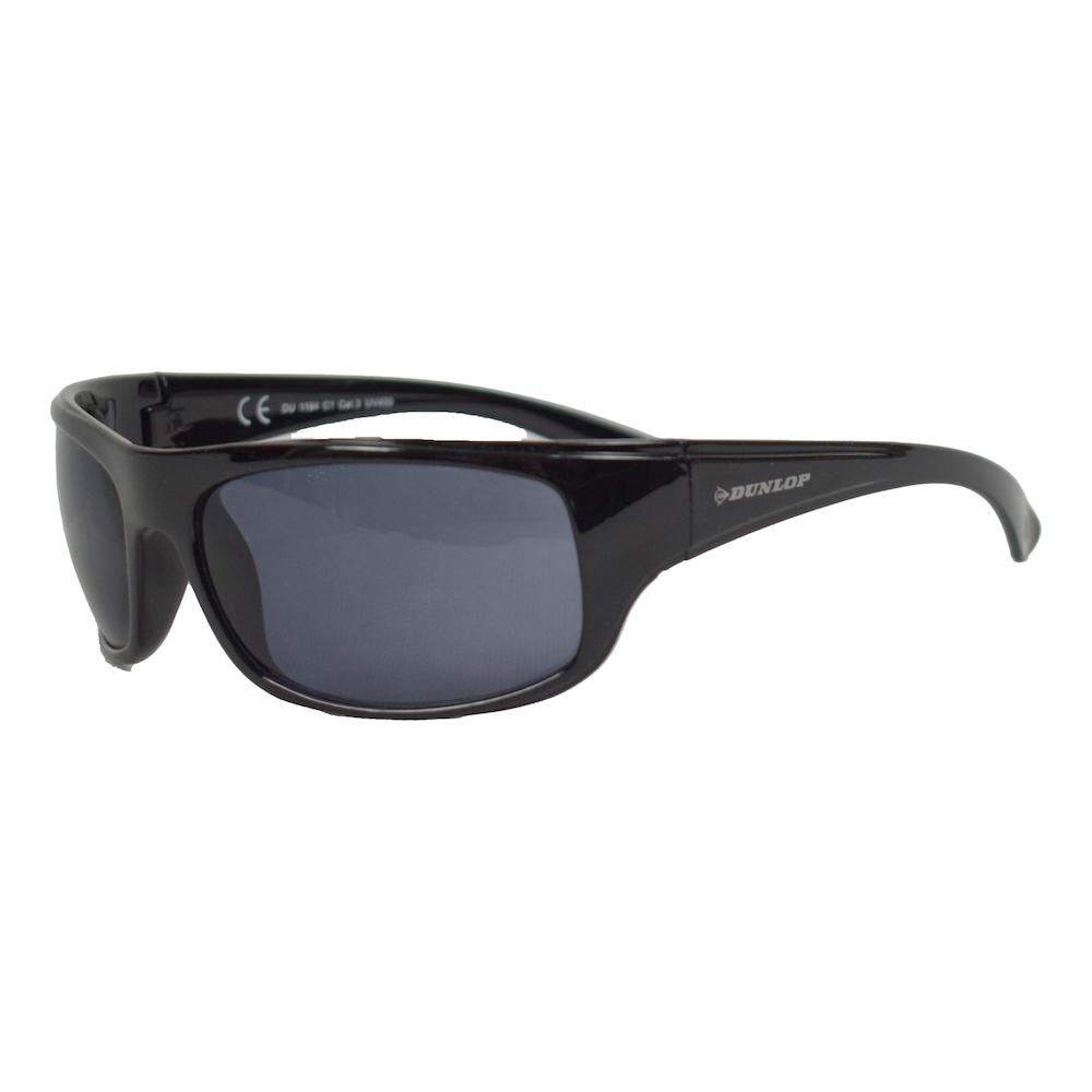 Occhiali da sole Dunlop - Montatura nera - 1194C1
