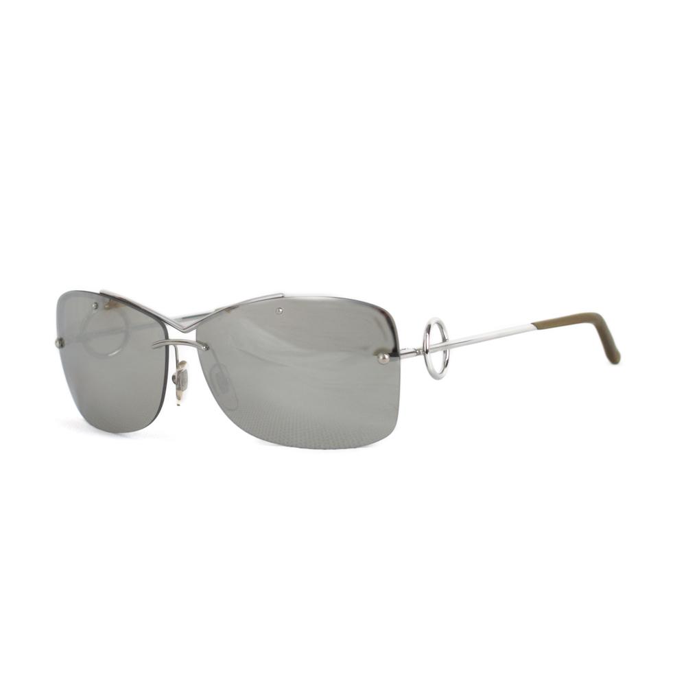 Occhiali da sole Yves Saint Laurent - YSL - Metallo - 6177/S