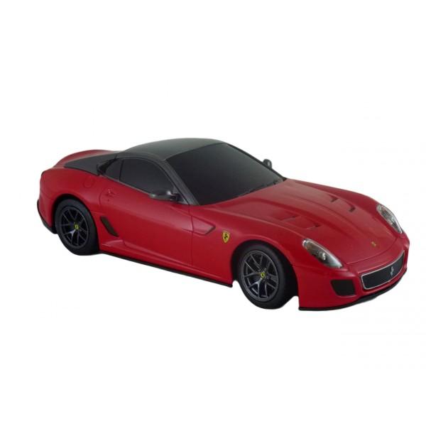 Ferrari 599 GTO Italia - Macchina Radiocomandata - Scala 1:24