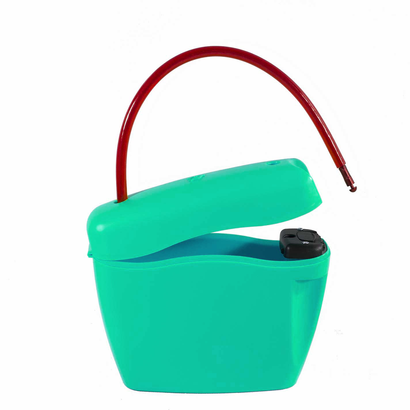 Borsa lucchetto -Colore Acquamarina - Contro furti in spiaggia,piscina