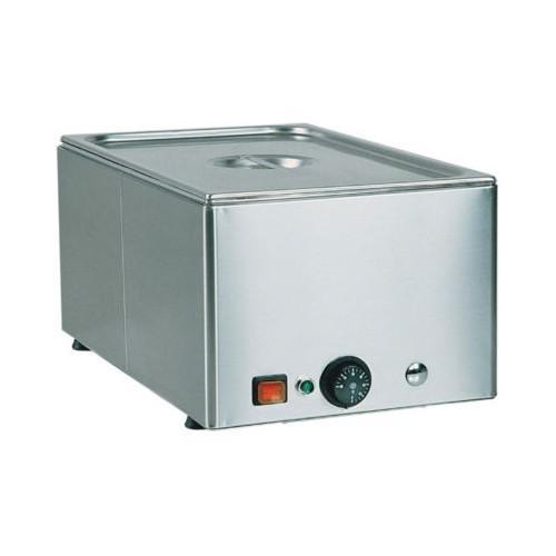 Bagnomaria tavola calda acciaio inox cucina 2 GN1/1