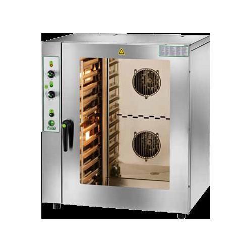 Forno convezione elettrico gastronomia 10 teglie GN1/1