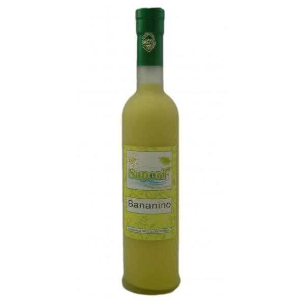 Liquore Bananino Artigianale - Crema alla Banana
