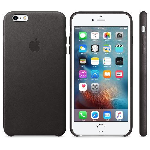 Custodia Case originale Apple per iPhone 6 plus - 6s Plus - Nero
