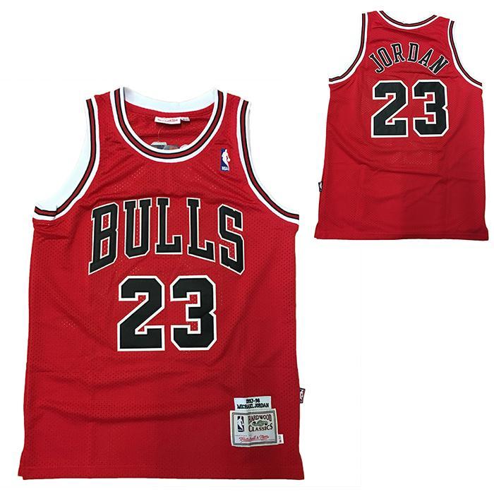 Canotta NBA Retro Vintage - Michael Jordan - Chicago Bulls