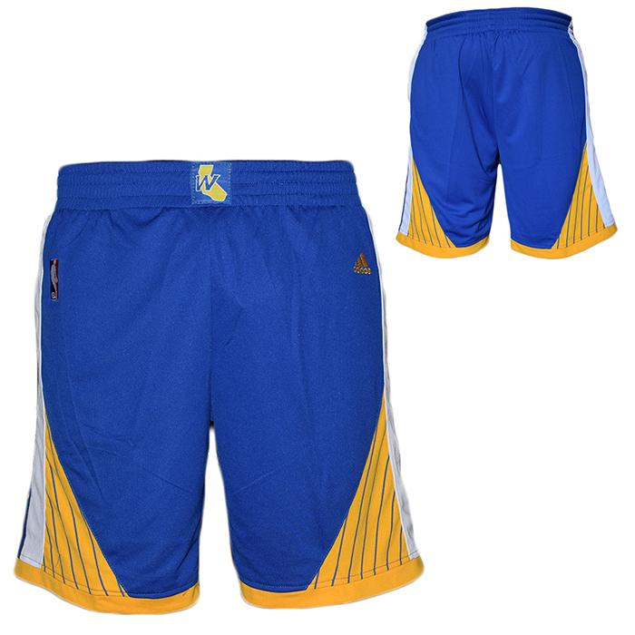 Pantaloncini NBA Swingman - Golden State Warriors - Blu